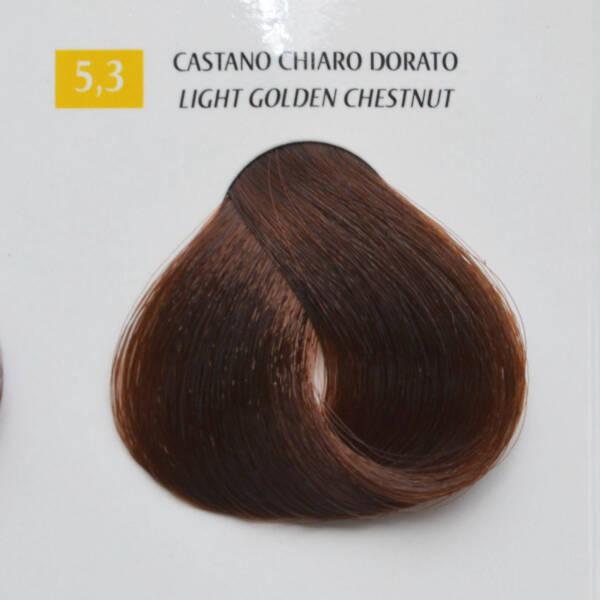 tinta naturale capelli castano chiaro dorato