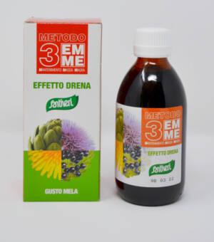 effetto-drena-drenante-diuretico-naturale-integratore-santiveri-metodo-3-emme