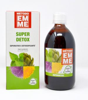 super-detox-metodo-3emme-santiveri