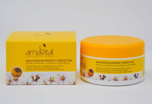 maschera-capelli-nutriente-per-capelli-crespi-sfibrati-amavital