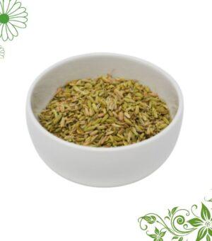 semi di finocchio per tisana