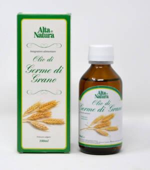 olio di germe di grano puro