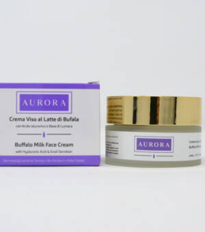 Crema viso al latte di Bufala